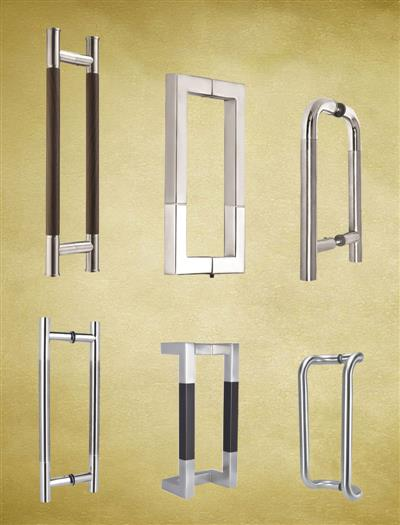 Glass Door Handles