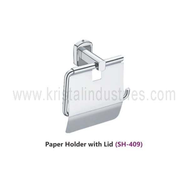 Paper Holder with Lid  (SH - 409)