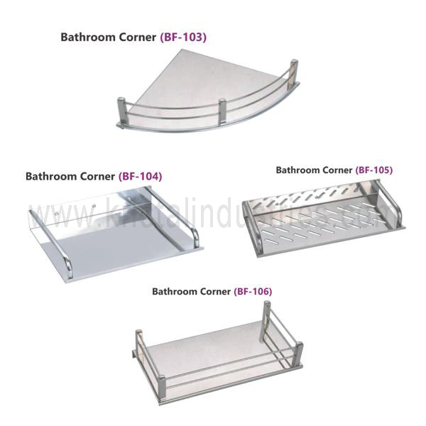 Bathroom Corner (BF - 103-106)