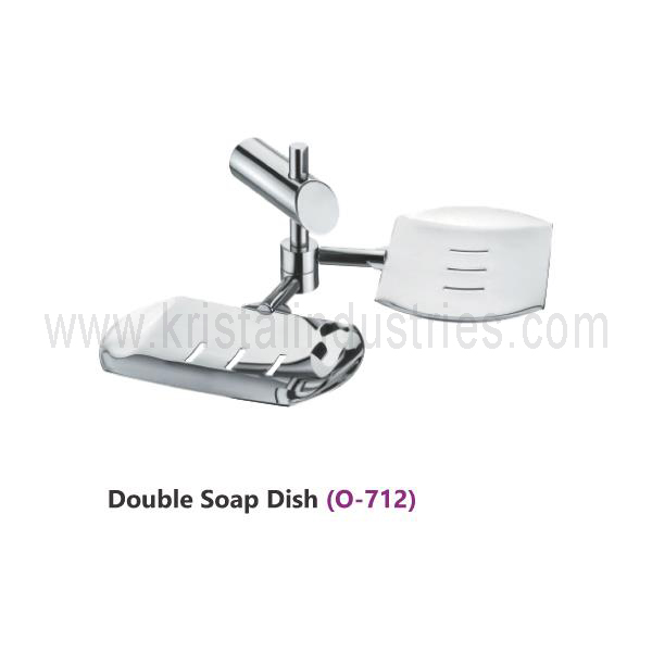 Double Soap Dish (O - 712)