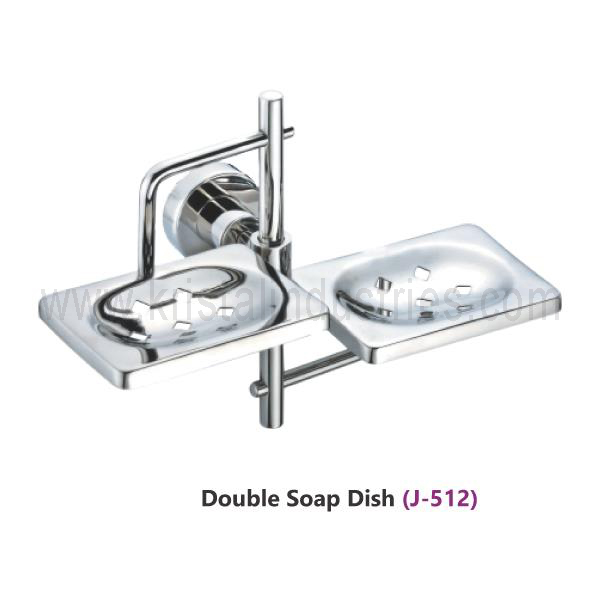 Double Soap Dish (Angel J - 512)