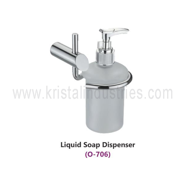 Liquid Soap Dispenser (O - 706)