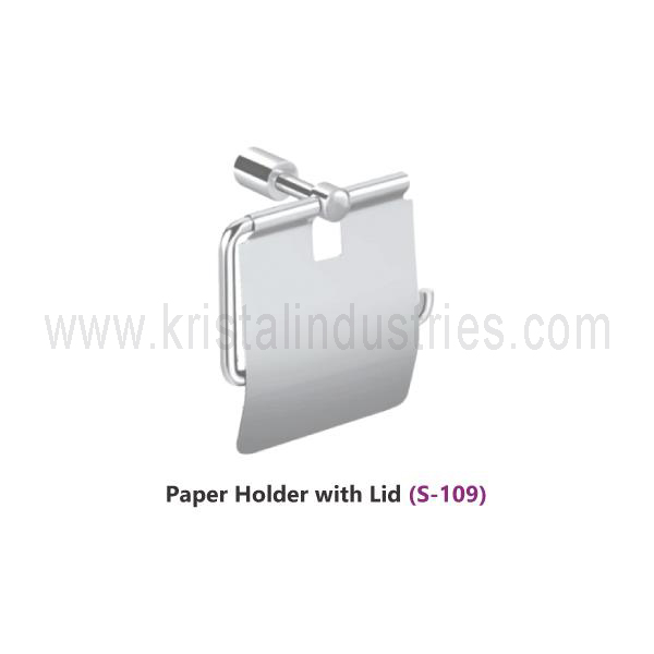 Paper Holder with Lid  (S - 109)