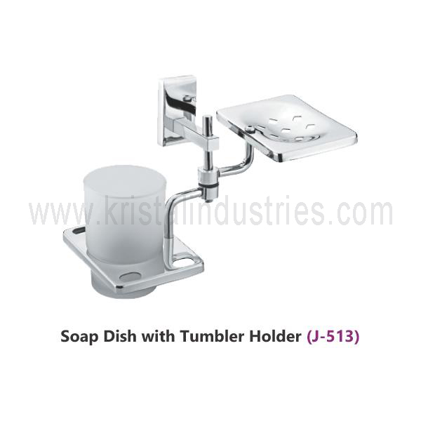 Spa[ Dish with Tumbler Holder ( J -513)