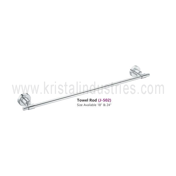 Towel Rod (Angel J - 502)