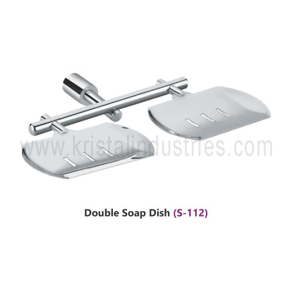 Double Soap Dish (S - 112)