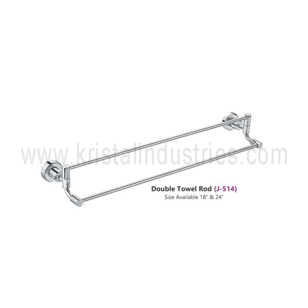 Double Towel Rod (Angel J - 514)
