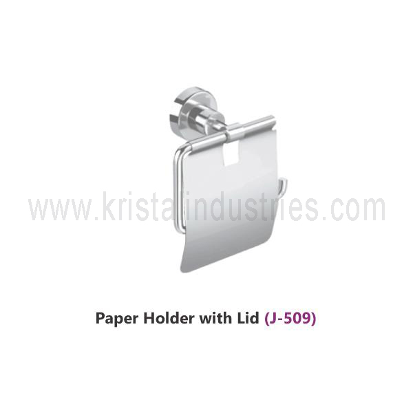 Paper Holder with Lid  (Angel J - 509)