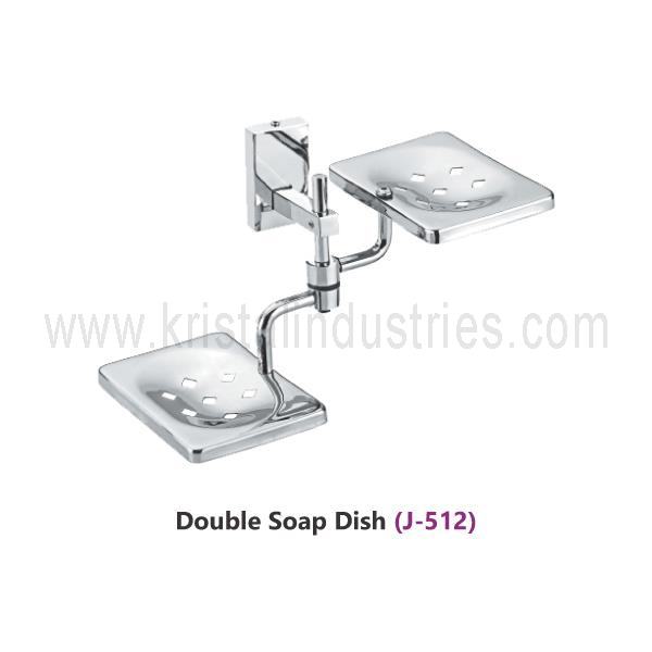 Double Soap Dish (J - 512)